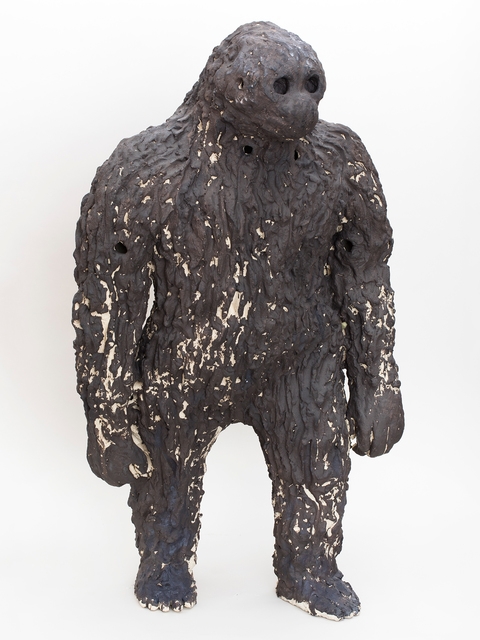 , 'Untitled (Ape II),' 2016, Patrick Parrish Gallery