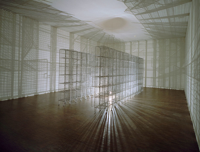, 'Light Sentence,' 1992, Centre Pompidou