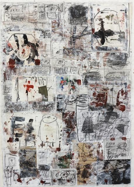 , 'City Life (Collage III),' 2016, Artspace Warehouse