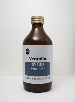, 'Ventolin 150ml syrup,' 2014, Paul Stolper Gallery