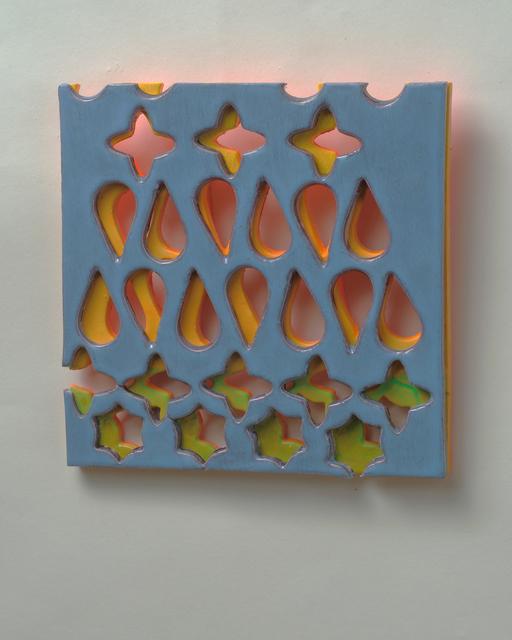 , 'Double Blue Screen ,' 2016-2018, Carter Burden Gallery