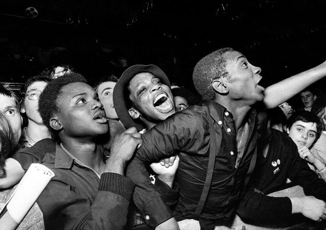 , 'Rock against Racism / Anti Nazi League Carnival against the Nazis, Potternewton Park, Leeds 1981,' 1981, Autograph ABP