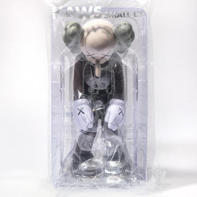 KAWS, 'Small Lie (Grey, Black & Brown)', 2017, Tate Ward Auctions