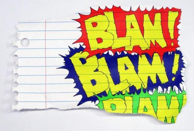 Michael Scoggins, 'Blam!Blam!Blam!', 2019, g.gallery