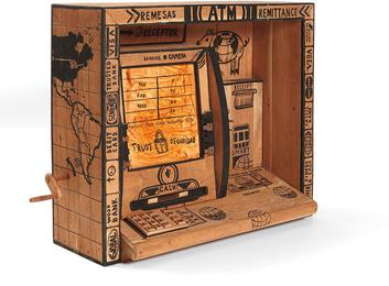 Abel Barroso, 'ATM (Cajero automático),' 2011, Phillips: Latin America