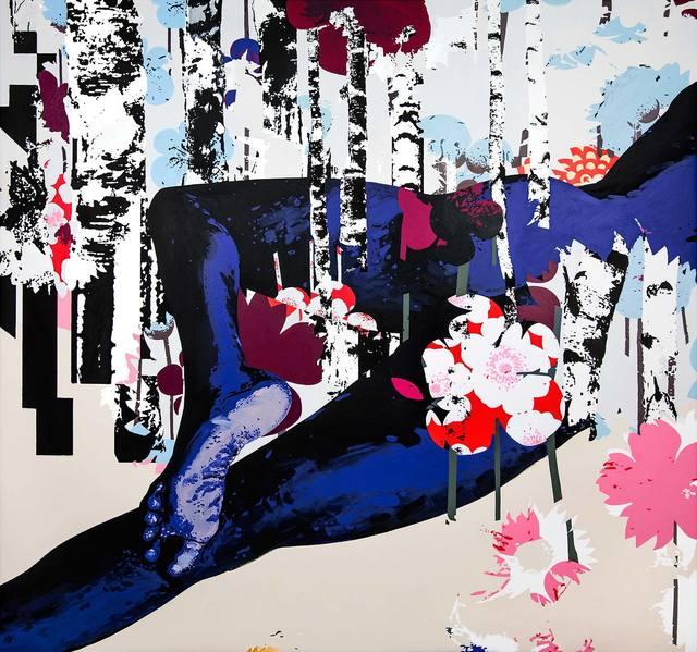 Anca Stefanescu, 'The Overpass', 2019, Alessandro Berni Gallery