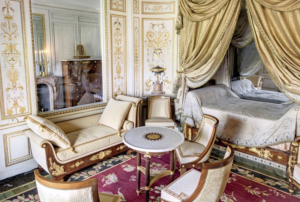 Boudoir Turc © RMN - château de Fontainebleau - Adrien Didierjean