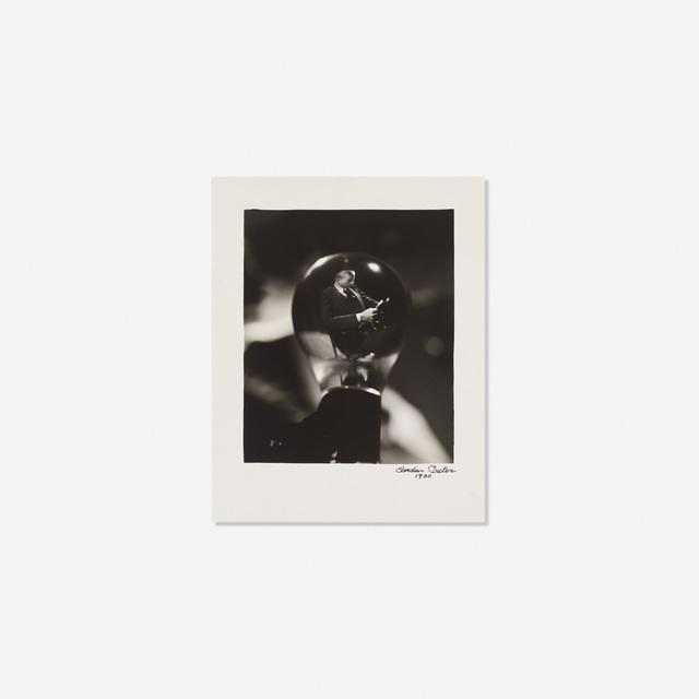 Gordon Coster, 'Untitled (Studio Bulb Fritz Roetter)', 1930, Wright