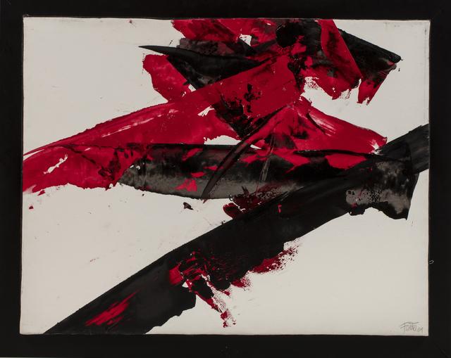 Luis Feito López, 'Untilted', 2009, Millon