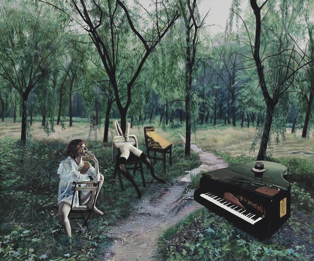 , 'Secret Garden - Piano 秘密花园 - 琴,' 2017, Art+ Shanghai Gallery