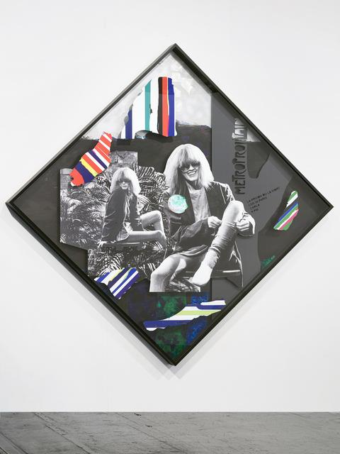 , 'Plakat (Metroprolitain),' 2016, Sies + Höke