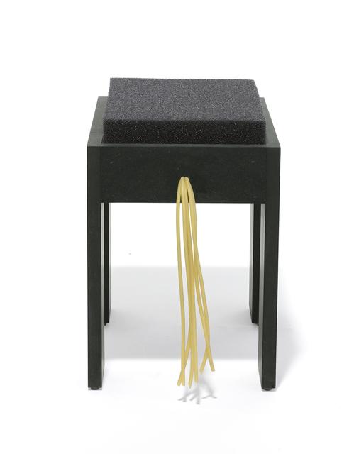 , 'Knight Chair - Black,' 2016, kinder MODERN