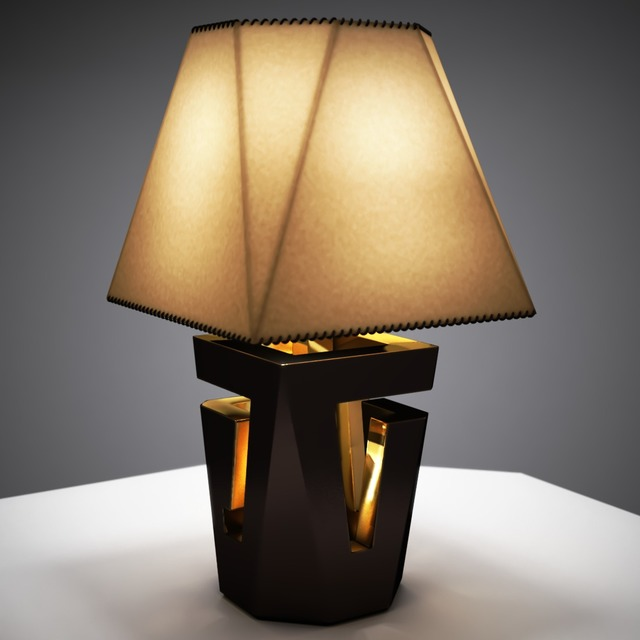 , 'Blocks Table Lamp,' 2012, Garrido Gallery