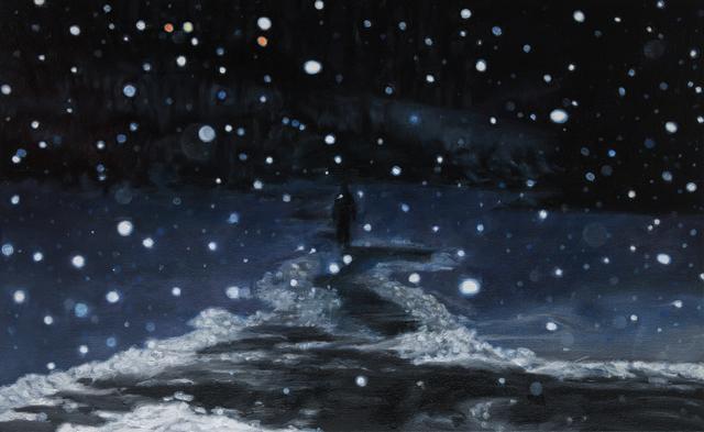 , 'Path,' 2017, Abbozzo Gallery