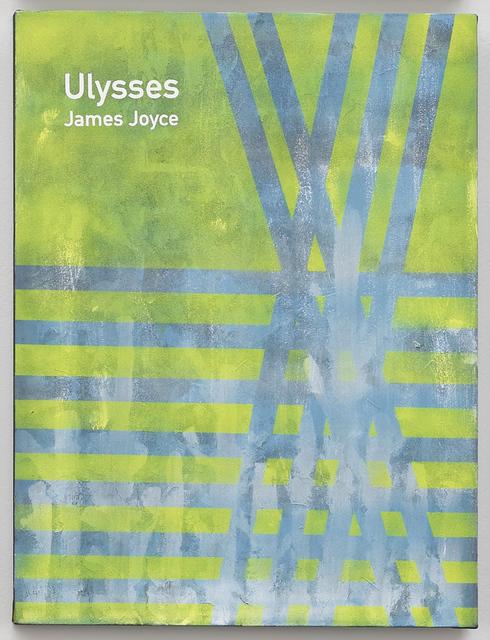 , 'Ulysses / James Joyce (4),' 2015, Wilkinson