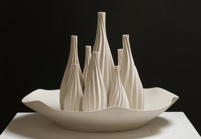 Robert Silverman, 'Vases in Bowl ', Bentley Gallery