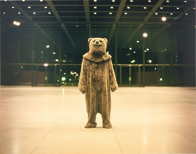 Mark Wallinger, 'Sleeper', 1996, Artsnap