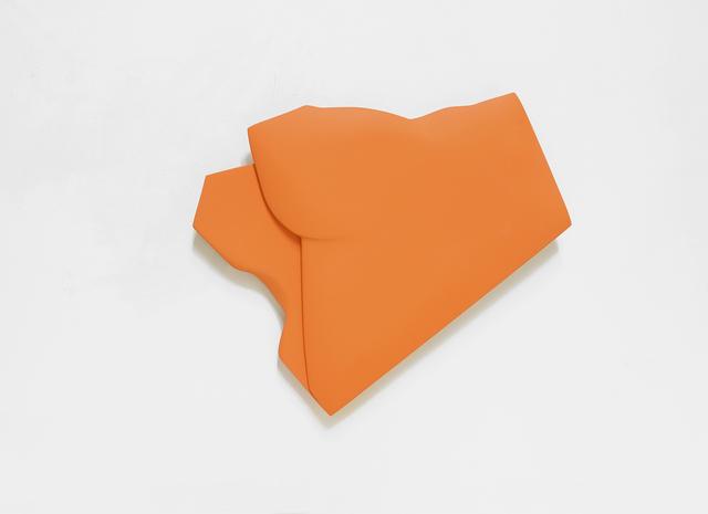 , 'One Fold Orange,' 2017, Spotte Art
