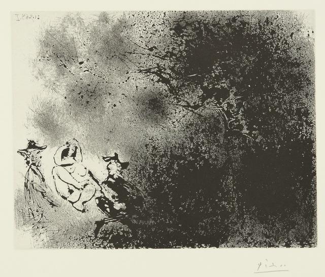 Pablo Picasso, 'Peintures aux champs: Un Déjeuner sur l'herbe impressionniste (B. 1808; Ba. 1825)', 1968, Sotheby's