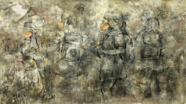 Lai Ue, Zoe Liu, 'What a Mess', 2014, BLINK Gallery