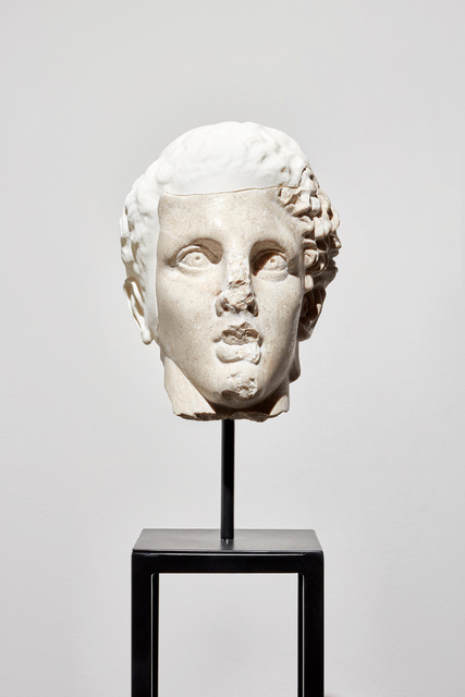 , 'CAS_07 Colossal head of Hercules,' 2018, Anna Nova Gallery