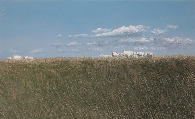 , 'Vaches en été Stratocumulus,' , Urbane Art Gallery