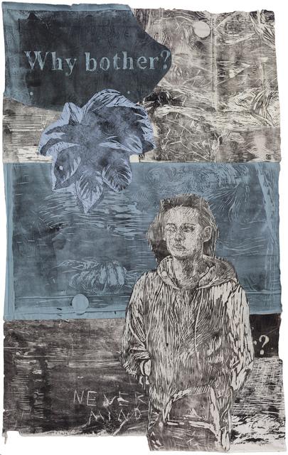 Idun Baltzersen, 'Bella (why bother)', 2014, Galleri Magnus Karlsson