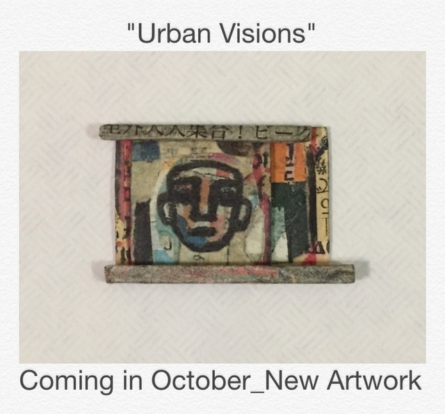 Robert-Jean Ray, 'Urban Visions', Sparrow Gallery