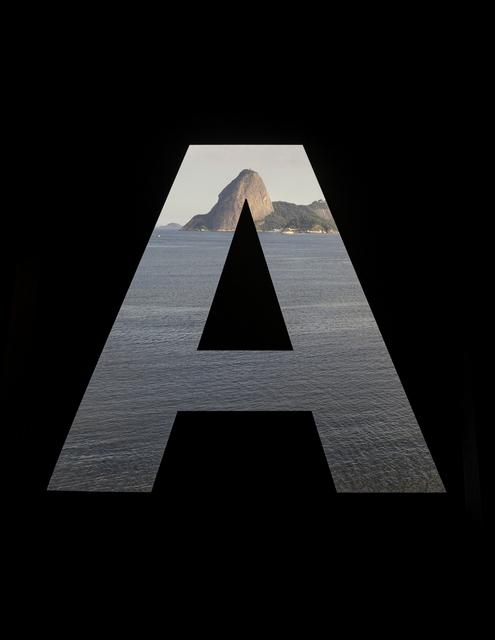 , 'A1, from Eu só vendo a vista series ,' 2018, Galeria Nara Roesler