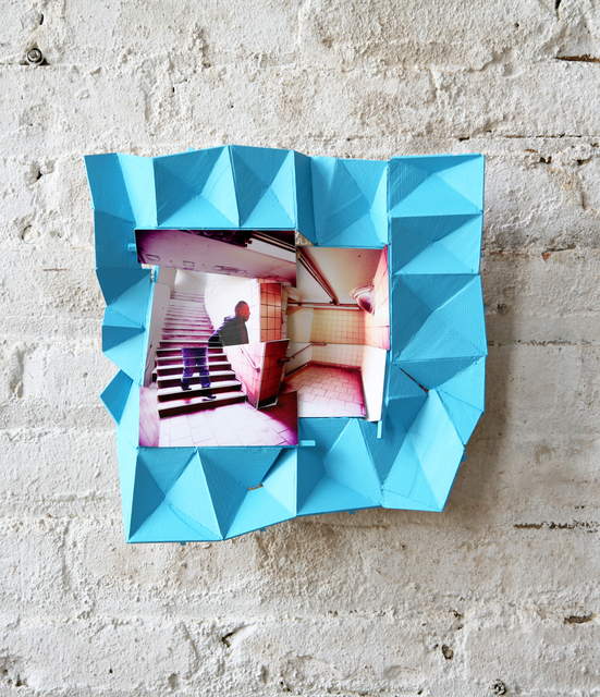 Isidro Blasco, 'Blue', 2016, John Davis Gallery