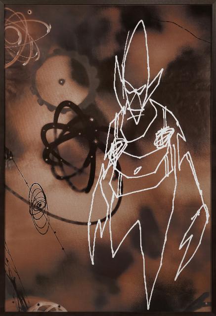, 'Unkle Poster,' , Lazinc