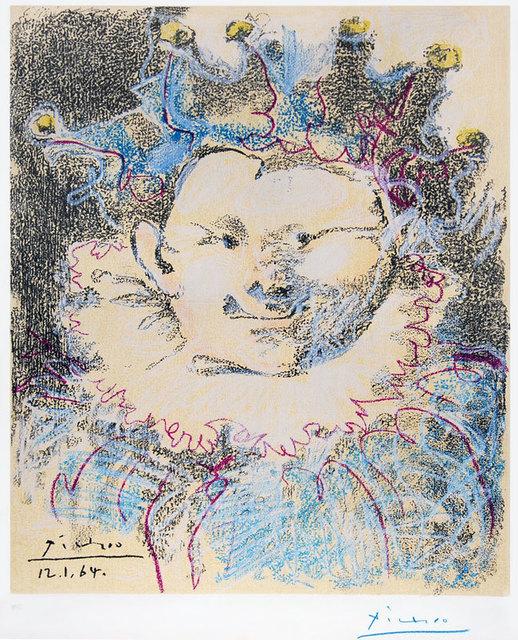 Pablo Picasso, 'Harelquin', 1964, Masterworks Fine Art