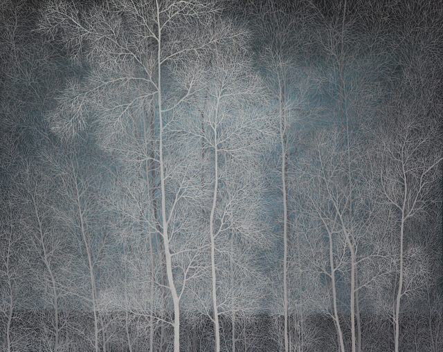 , 'Portrait of Trees No.7 树的肖像 No.7,' 2014, Art+ Shanghai Gallery