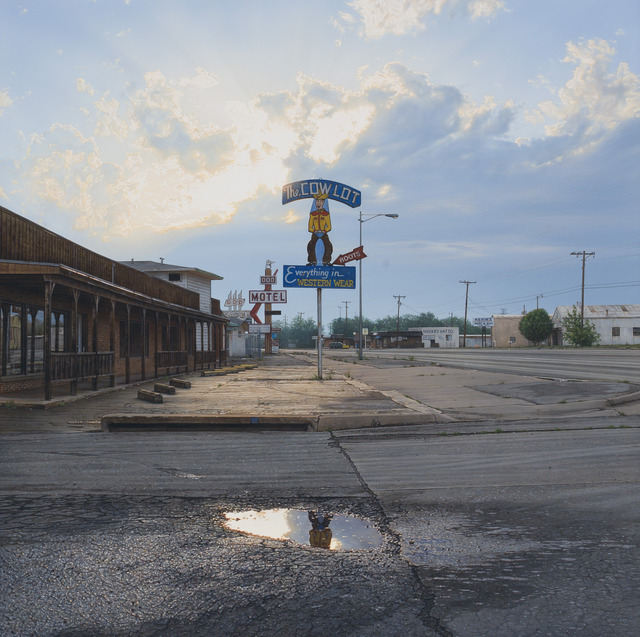 Rod Penner, 'The Cow Lot / Wichita Falls, TX', 2011, Miles McEnery Gallery