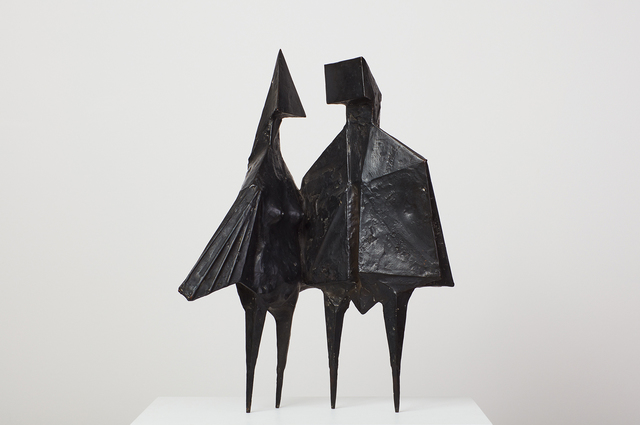 , 'Winged Figures, Version I,' 1973, Marlborough London