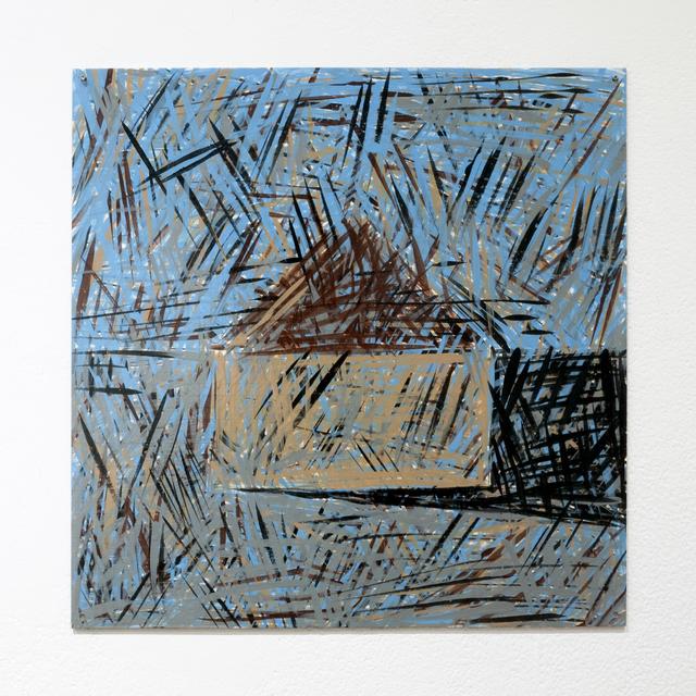 Jennifer Losch Bartlett, 'Untitled ', ca. 1980, Painting, Oil on metal, Brooke Alexander, Inc.