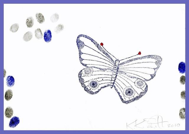 , 'Butterfly,' 2010, Alpha 137 Gallery