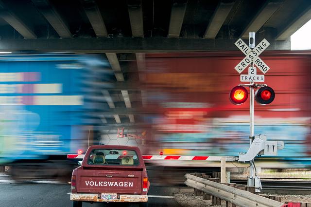 , 'Train Passage,' 2013, Untitled 2.0