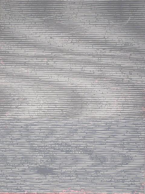 , ' K, 12 c,' 2015, Barry Whistler Gallery