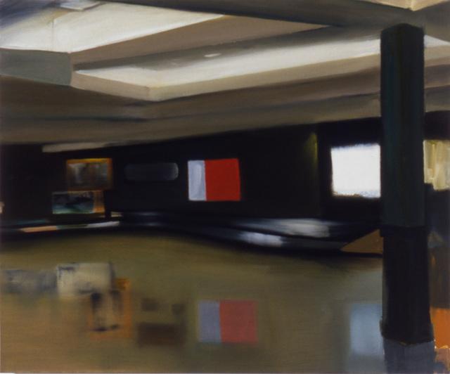 , 'Arrival Amarillo,' 2006, Gallery Luisotti
