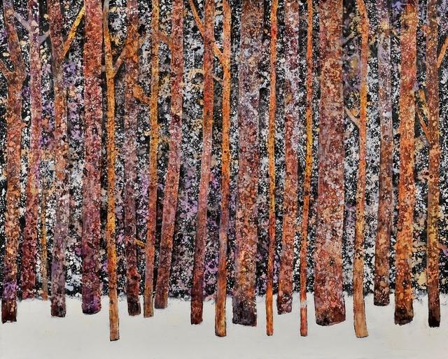 , 'Calmly Resting Deep Forest,' 2016, Kobayashi Gallery
