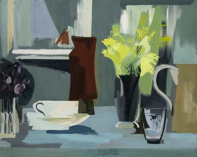 Francisco Bores, 'Still Life with Cup', 1956, Doyle