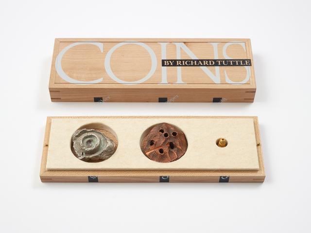 , 'Coins & Medals ,' 1996, Galerie Christian Lethert
