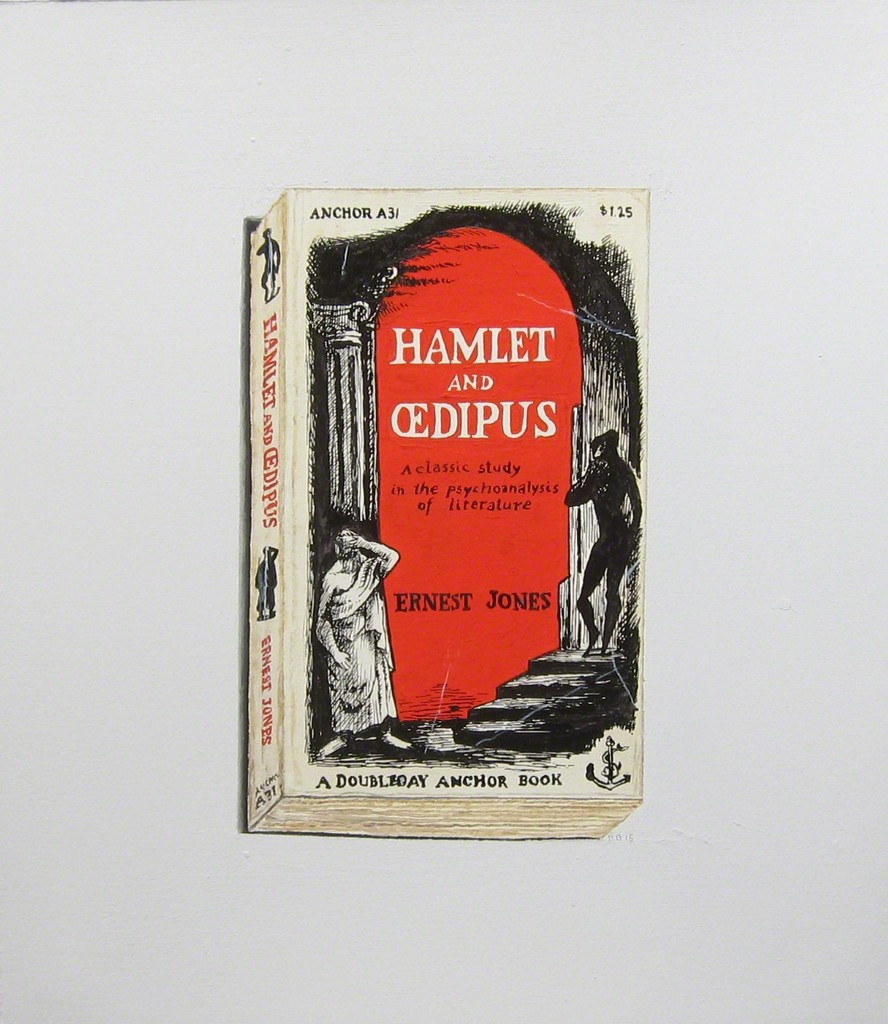 ernest jones hamlet and oedipus essay A little more than kin called hamlet and oedipus ernest jones was the first british disciple of freud as an epigraph to his book papers on psychoanalysis.