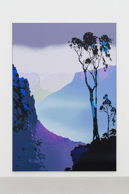Alex Dordoy, 'The Peaks Weep (Dawn)', 2019, GRIMM