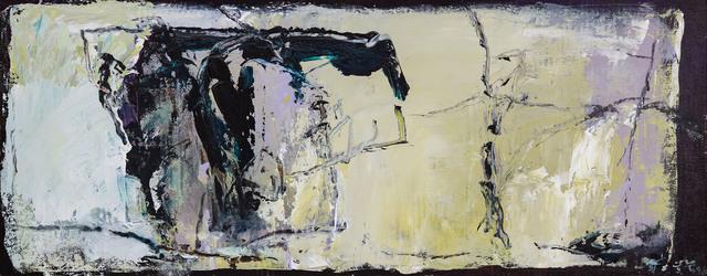 , 'Rock & Cypress Series no.12,' 1998, Longmen Art Projects