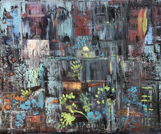 , 'Jerusalem,' 2018, Zawyeh Gallery
