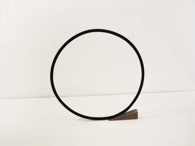 , 'The third wheel,' 2015, ELASTIC Gallery