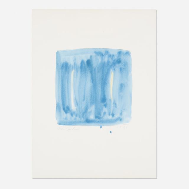 Ron Gorchov, 'Untitled', 1973, Wright