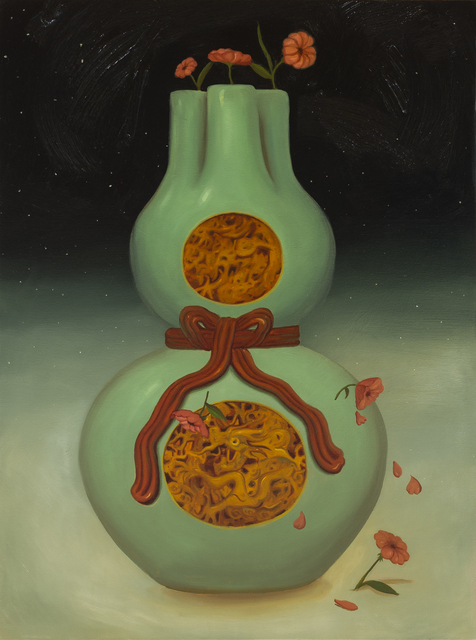 Dominique Fung, 'Dragon Lady Gourd', 2019, Ross+Kramer Gallery
